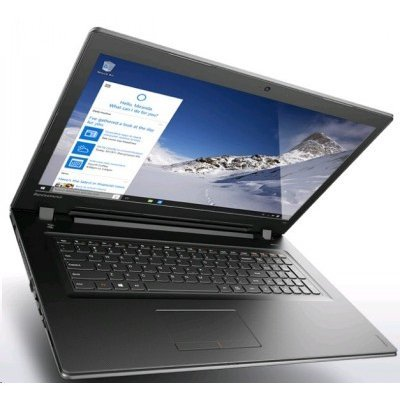 Ноутбук Lenovo IdeaPad 300-17ISK (80QH0000RK) (80QH0000RK)Ноутбуки Lenovo<br>17.3 (1600x900), i5-6200U (2.3GHz), 4GB, 1TB, R5 M330 2GB, DVDRW, Wi-Fi, BT, WebCam, Win 10 HOME EM<br>