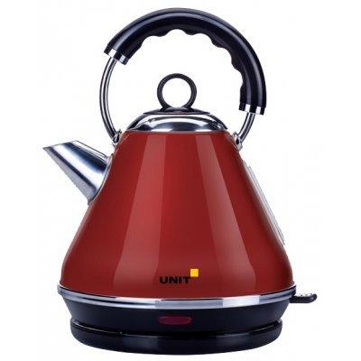 Электрический чайник Unit UEK-262 красный (CE-0297640)