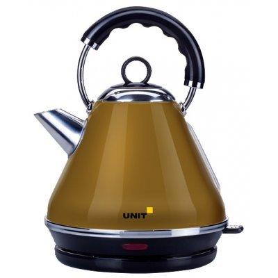 Электрический чайник Unit UEK-262 горчичный (CE-0297643)