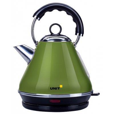Электрический чайник Unit UEK-262 зеленый (CE-0297636)