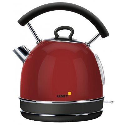 Электрический чайник Unit UEK-261 красный (CE-0297629)