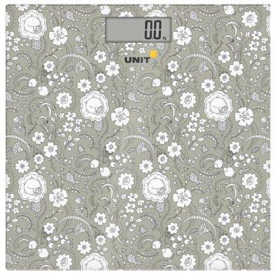 Весы Unit UBS-2052 темно-серый (CE-0312627) какой фирмы напольные весы лучше купить