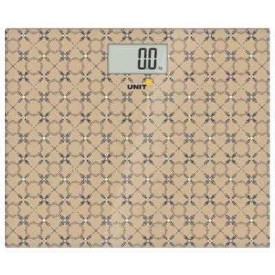 Весы Unit UBS-2080 бежевый (CE-0312629) какой фирмы напольные весы лучше купить