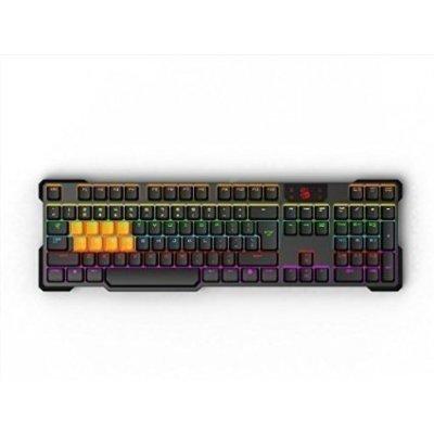 Клавиатура A4Tech Bloody B720 (B720)Клавиатуры A4-Tech<br>Клавиатура A4 Bloody B720 черный USB Gamer LED (подставка для запястий)<br>