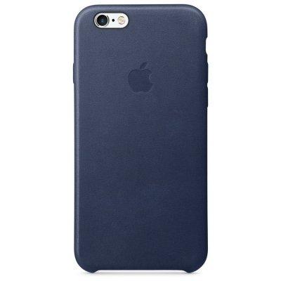 Чехол для смартфона Apple для iPhone 6S MKXU2ZM/A темно-синий (MKXU2ZM/A) (MKXU2ZM/A)Чехлы для смартфонов Apple<br>Чехол (клип-кейс) Apple для Apple iPhone 6S MKXU2ZM/A темно-синий (MKXU2ZM/A)<br>
