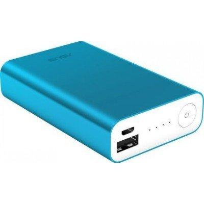 Внешний аккумулятор для портативных устройств ASUS ZenPower ABTU005 синий (90AC00P0-BBT029) цена 2017
