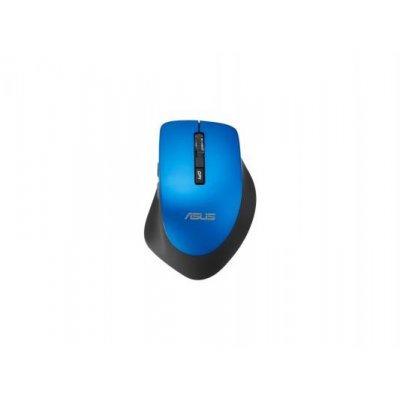 Мышь ASUS WT425 синий (90XB0280-BMU040)Мыши ASUS<br>Мышь Asus WT425 синий оптическая (1600dpi) беспроводная USB2.0 для ноутбука (5but)<br>