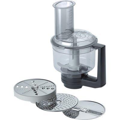 Насадка для мясорубки Bosch MUZ8MM1 мультимиксер + универсальный нож (MUZ8MM1) насадка для кухонного комбайна bosch muz8cc2