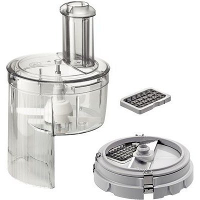 Насадка для кухонного комбайна Bosch MUZ8CC2 для нарезки кубиками (MUZ8CC2) насадка для кухонного комбайна bosch muz8cc2 для нарезки кубиками muz8cc2