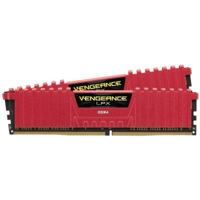 Модуль оперативной памяти ПК Corsair CMK16GX4M2A2400C14R 16Gb DDR4 (CMK16GX4M2A2400C14R)Модули оперативной памяти ПК Corsair<br>Память DDR4 2x8Gb 2400MHz Corsair CMK16GX4M2A2400C14R RTL PC4-19200 CL14 DIMM 288-pin 1.2В<br>