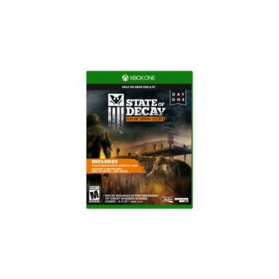 Игра для игровой консоли Microsoft State Of Decay Xbox One (4XZ-00020) state of decay year one survival edition