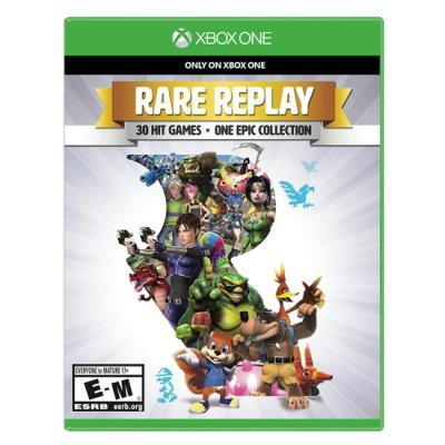 Игра для игровой консоли Microsoft Rare Replay Xbox One (KA5-00019) nhl 17 игра для xbox one