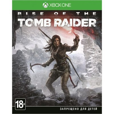 Игра для игровой консоли Microsoft Rise of the Tomb Raider Xbox One (PD5-00014)