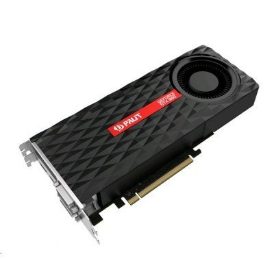 Видеокарта ПК Palit GeForce GTX 960 1127Mhz PCI-E 3.0 4096Mb 7000Mhz 128 bit 2xDVI HDMI HDCP (NE5X960010G1-2061F)Видеокарты ПК Palit<br>Видеокарта Palit PCI-E PA-GTX960 nVidia GeForce GTX 960 4096Mb 128bit GDDR5 1127/7000 DVIx2/HDMIx1/DPx1/HDCP Ret<br>