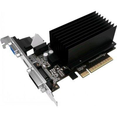 Видеокарта ПК Palit GeForce GT 730 902Mhz PCI-E 2.0 1024Mb 1804Mhz 64 bit DVI HDMI HDCP Silent (NEAT7300HD06-2080H BULK), арт: 226291 -  Видеокарты ПК Palit