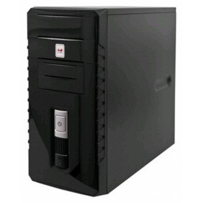 Корпус системного блока INWIN EN030 400W Black (6101402)Корпуса системного блока INWIN<br>MiniTower InWin ENR030 Black RB-S400T70 2*USB+AirDuct+Audio mATX*6101402<br>