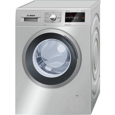 Стиральная машина Bosch WAN2416SOE (WAN2416SOE)Стиральные машины Bosch<br>Максимальная загрузка: 8 кг Макс. скорость отжима: 1200 об/мин Класс энергоэффективности A-30% , Энергопотребление: на 30% экономичнее класса А Объем барабана 55 л Многоступенчатая система защиты от протечек 3D-AquaSpar VarioPerfect: оптимизация параметров программы по расходу электроэнергии или по  ...<br>