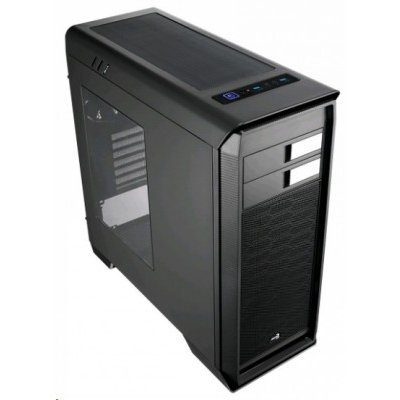 Корпус системного блока Aerocool Aero-1000 Black Edition (4713105955293) корпус aerocool v3x advance black edition 600w
