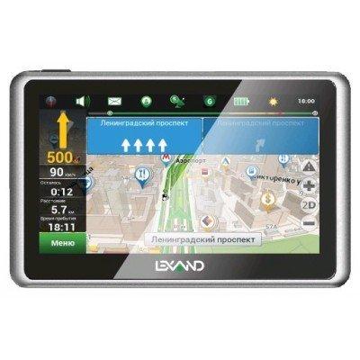 Навигатор GPS Lexand SB-5 HD (SB-5 HD)Навигаторы GPS Lexand<br>Портативный GPS навигатор с функцией планшета LEXAND SB-5 HD (Навител. 9 стран)<br>