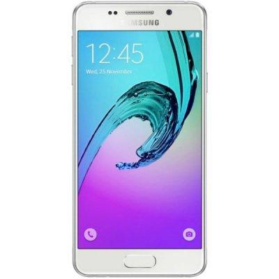 Смартфон Samsung Galaxy A3 (2016) белый (SM-A310FZWDSER)Смартфоны Samsung<br>Android 5.1, поддержка двух SIM-карт, экран 4.7, разрешение 1280x720, камера 13 МП<br>