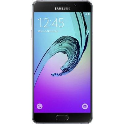 Смартфон Samsung Galaxy A7 (2016) черный (SM-A710FZKDSER)Смартфоны Samsung<br>Android 5.1, поддержка двух SIM-карт, экран 5.5, разрешение 1920x1080, камера 13 МП<br>