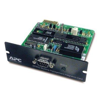 Модуль для ИБП APC AP9622 (AP9622)Модули для ИБП APC<br>SmartSlot MODBUS/JBUS INTERFACE CARD<br>