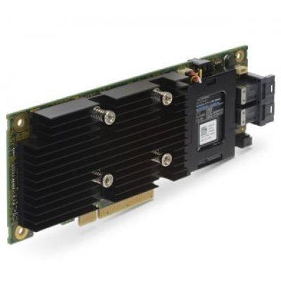 Контроллер RAID Dell PERC H730p (405-AAEK) (405-AAEK) контроллер dell perc h330 raid 0 1 5 10 50 405 aaei