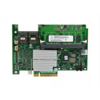 Контроллер RAID Dell PERC H330 (405-AAEFT) (405-AAEFT)Контроллеры RAID Dell<br>DELL Controller PERC H330 RAID 0/1/5/10/50, Mini-Type - Kit (analog 405-AAEI)<br>