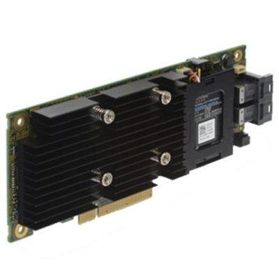 Контроллер RAID Dell PERC H830 (405-AADY) (405-AADY) контроллер dell perc h330 raid 0 1 5 10 50 405 aaei