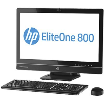 Моноблок HP EliteOne 800 G2 (T4K10EA) (T4K10EA)Моноблоки HP<br>All-in-One 23 (1920 x 1080) NT Core i3-6100,4GB DDR4 (1x4GB),500GB 7200 RPM,DVD,USB kbd/mouse,Recline Stand,BCM 802.11n BT,FreeDos, 3-3-3 Wty<br>