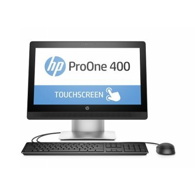 Моноблок HP ProOne 400 G2 (T9S95EA) (T9S95EA)Моноблоки HP<br>All-in-One NT 20 Pentium G4400T,4GB DDR4-2133 SODIMM (1x4GB),500Gb 6Gb + 2.5 8Gb SSHD,DVD,USB kbd/mouse, Easel Stand,BCM 802.11n BT,Win10Pro+Win7Pro(64-bit),1-1-1 Wty<br>