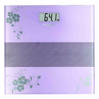 Весы Scarlett SC-BS33E060 (SC-BS33E060) какой фирмы напольные весы лучше купить