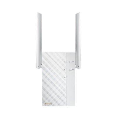 Wi-Fi точка доступа ASUS RP-AC56 (RP-AC56)Wi-Fi точки доступа ASUS<br>Маршрутизатор ASUS RP-AC56 Двухдиапазонный беспроводной повторитель стандарта Wi-Fi 802.11ac<br>