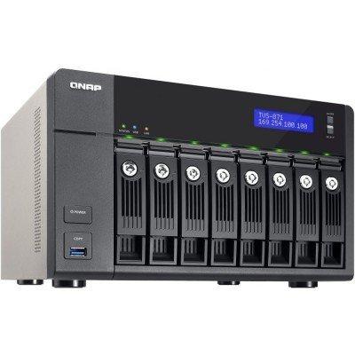 Сетевой накопитель NAS Qnap TVS-871-I3-4G (TVS-871-I3-4G)