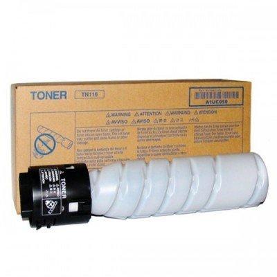 Тонер для лазерных аппаратов Konica Minolta TN-116 черный (A1UC050)Тонеры для лазерных аппаратов Konica Minolta<br>A1UC050 TN-116 Toner Cartridge 2 bottles, 500g<br>