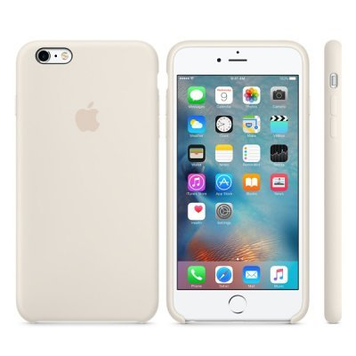 Чехол для смартфона Apple для iPhone 6S Plus MLD22ZM/A слоновая кость (MLD22ZM/A) (MLD22ZM/A) клип кейс fliku luxury для apple iphone 6 plus 6s plus necklace золотистый
