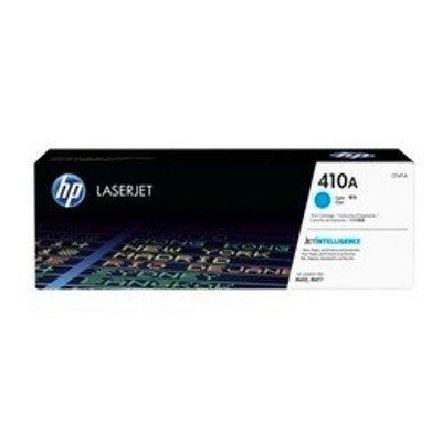 Тонер-картридж для лазерных аппаратов HP 410A CF411A голубой для LJ Pro M452/M477 (2300стр.) (CF411A)Тонер-картриджи для лазерных аппаратов HP<br>Тонер Картридж HP 410A CF411A голубой для HP LJ Pro M452/M477 (2300стр.)<br>
