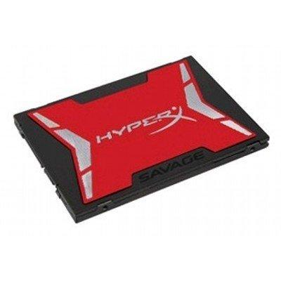 Накопитель SSD Kingston SHSS3B7A/240G 240Gb (SHSS3B7A/240G)Накопители SSD Kingston<br>Накопитель SSD Kingston SATA III 240Gb SHSS3B7A/240G HyperX Savage 2.5<br>