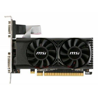 Видеокарта ПК MSI GeForce GTX 750 Ti 1020Mhz PCI-E 3.0 2048Mb 5400Mhz 128 bit DVI HDMI HDCP (N750TI-2GD5TLP)Видеокарты ПК MSI<br>Видеокарта MSI PCI-E N750Ti-2GD5TLP nVidia GeForce GTX 750Ti 2048Mb 128bit GDDR5 1020/5400 DVIx1/HDMIx1/CRTx1/HDCP Ret<br>