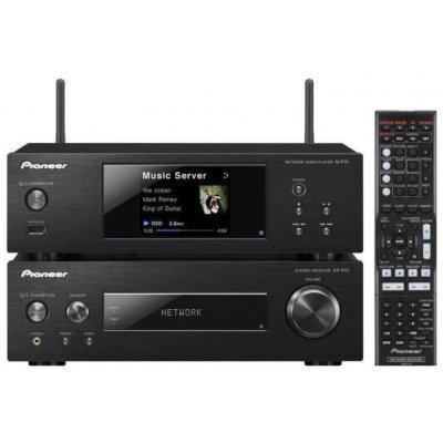Аудио микросистема Pioneer XN-P02-K (XN-P02-K)