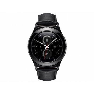 Умные часы Samsung Gear S2 Classic SM-R732 черный (SM-R7320ZKASER)Умные часы Samsung<br><br>