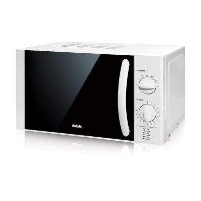 Микроволновая печь BBK 20MWS-713M/W (20MWS-713M/W) bbk 20mws 712m wb белый черный