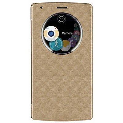 Чехол для смартфона LG для G4s LGH736 Quick Circle белый (CFV-110.AGRAWH) (CFV-110.AGRAWH)Чехлы для смартфонов LG<br>Чехол (флип-кейс) LG для LG G4s LGH736 Quick Circle белый (CFV-110.AGRAWH)<br>