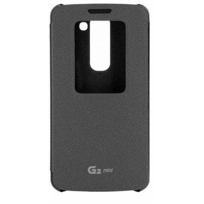 Чехол для смартфона LG для Optimus G2 mini CCF-370.AGRABK черный (CCF-370.AGRABK) (CCF-370.AGRABK)