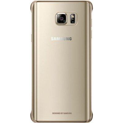 Чехол для смартфона Samsung для Galaxy Note 5 GloCover золотистый (EF-QN920MFEGRU) (EF-QN920MFEGRU) чехол клип кейс samsung protective standing cover great для samsung galaxy note 8 темно синий [ef rn950cnegru]
