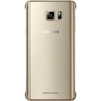 Чехол для смартфона Samsung для Galaxy Note 5 GloCover золотистый (EF-QN920MFEGRU) (EF-QN920MFEGRU) чехол для samsung galaxy note 5 n920 samsung glossycover золотистый