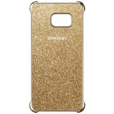Чехол для смартфона Samsung для Galaxy S6 Edge+ GliCover G928 золотистый (EF-XG928CFEGRU) (EF-XG928CFEGRU) чехол для смартфона samsung для galaxy s6 edge gli g928 серебристый ef qg928msegru ef qg928msegru