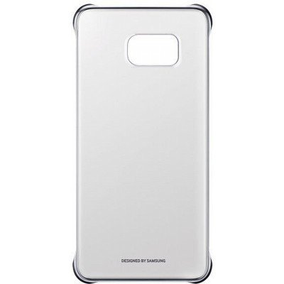 Чехол для смартфона Samsung для Galaxy S6 Edge Plus ClearCover G928 серебристый (EF-QG928CSEGRU) (EF-QG928CSEGRU) чехол для samsung galaxy note 5 n920 samsung clearcover золотистый