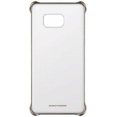 Чехол для смартфона Samsung для Galaxy S6 Edge Plus ClearCover G928 золотистый (EF-QG928CFEGRU) (EF-QG928CFEGRU)Чехлы для смартфонов Samsung<br>Чехол (клип-кейс) Samsung для Samsung Galaxy S6 Edge Plus ClearCover G928 золотистый (EF-QG928CFEGRU)<br>
