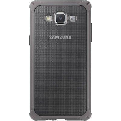 Чехол для смартфона Samsung для Galaxy A7 серый (EF-PA700BAEGRU) (EF-PA700BAEGRU)Чехлы для смартфонов Samsung<br>Чехол (клип-кейс) Samsung для Samsung Galaxy A7 серый (EF-PA700BAEGRU)<br>